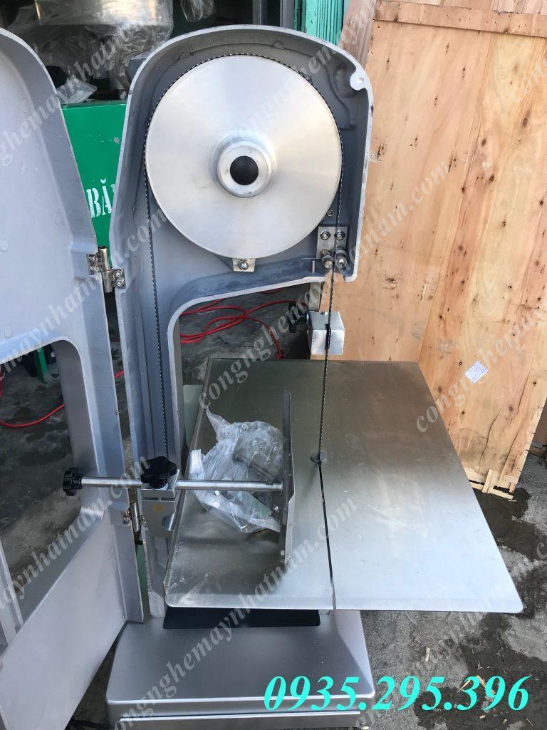 Máy cắt cá đông lạnh