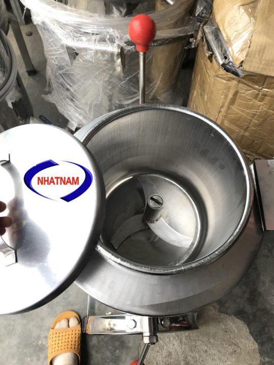 Máy xay giò chả 3kg có bao đá 1