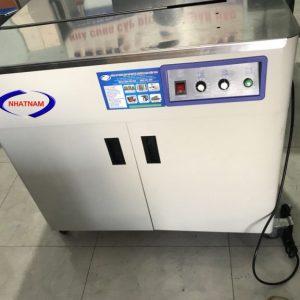 Máy đai thùng bán tự động DBJ