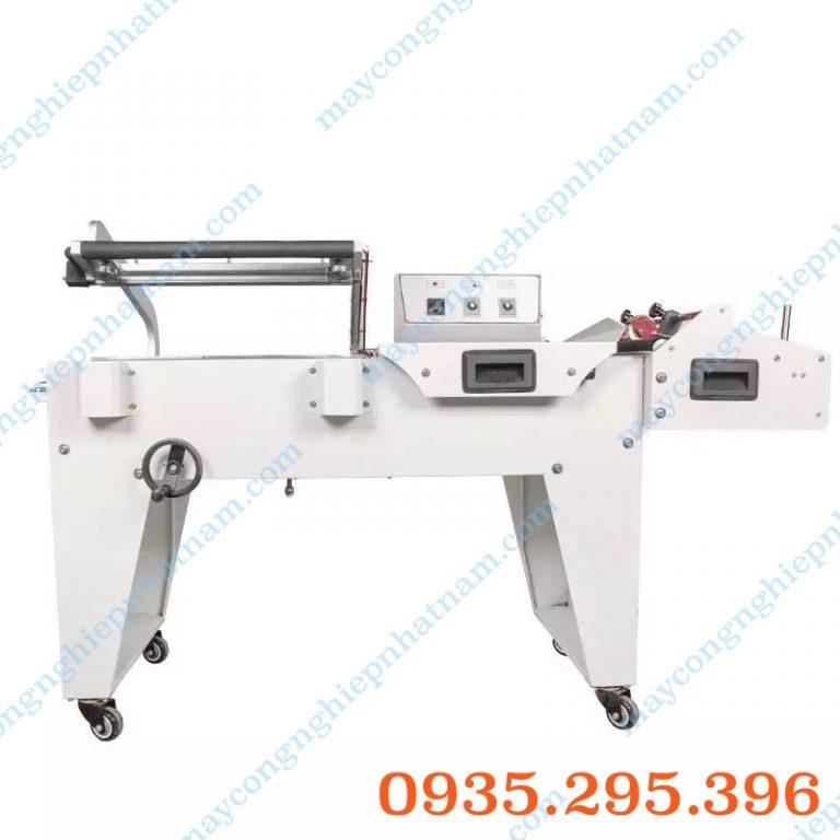 Máy co và cắt màng bán tự động
