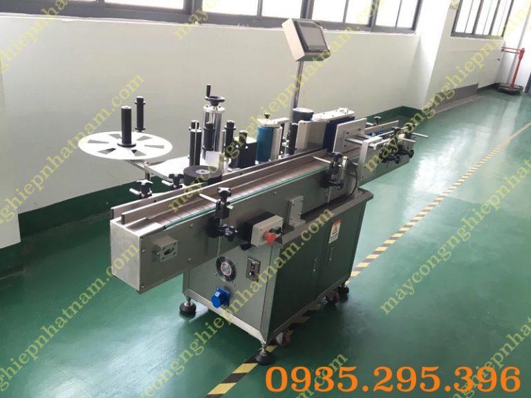 Máy dán nhãn chai tròn tự động MT-200