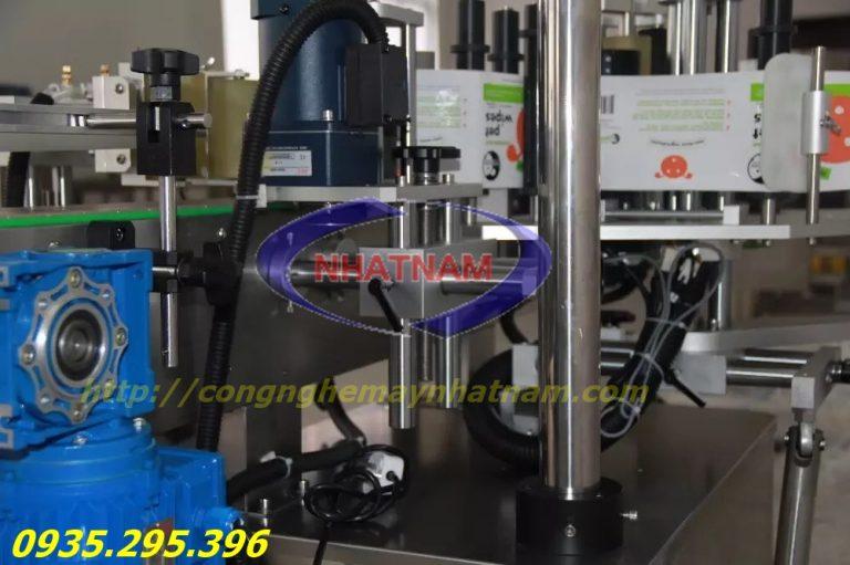 Máy dán nhãn tự động LT-260