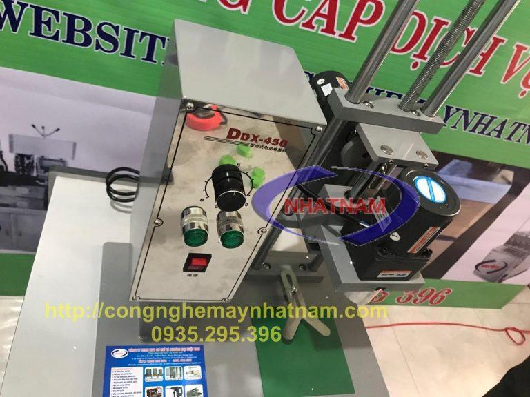 Máy đóng nắp chai DDX-450 1