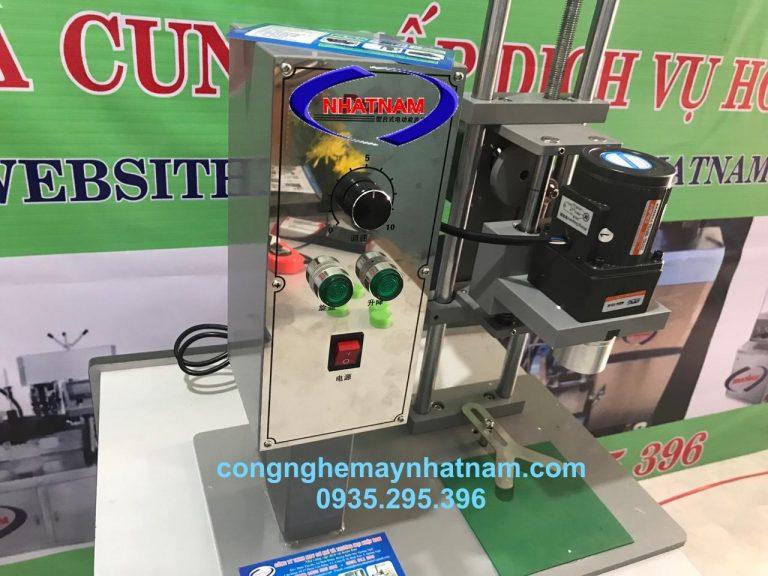 Máy đóng nắp chai DDX-450 3