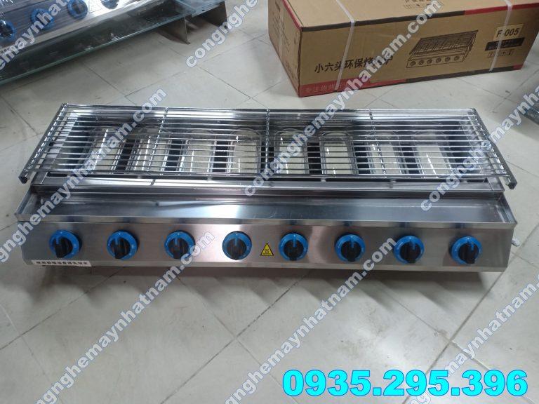 Bếp nướng hàu 8 họng