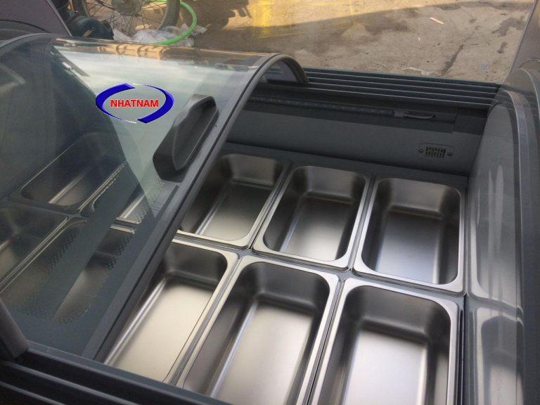 Tủ mát trữ kem