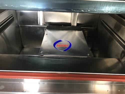 Tủ cơm dùng gas 8 khay