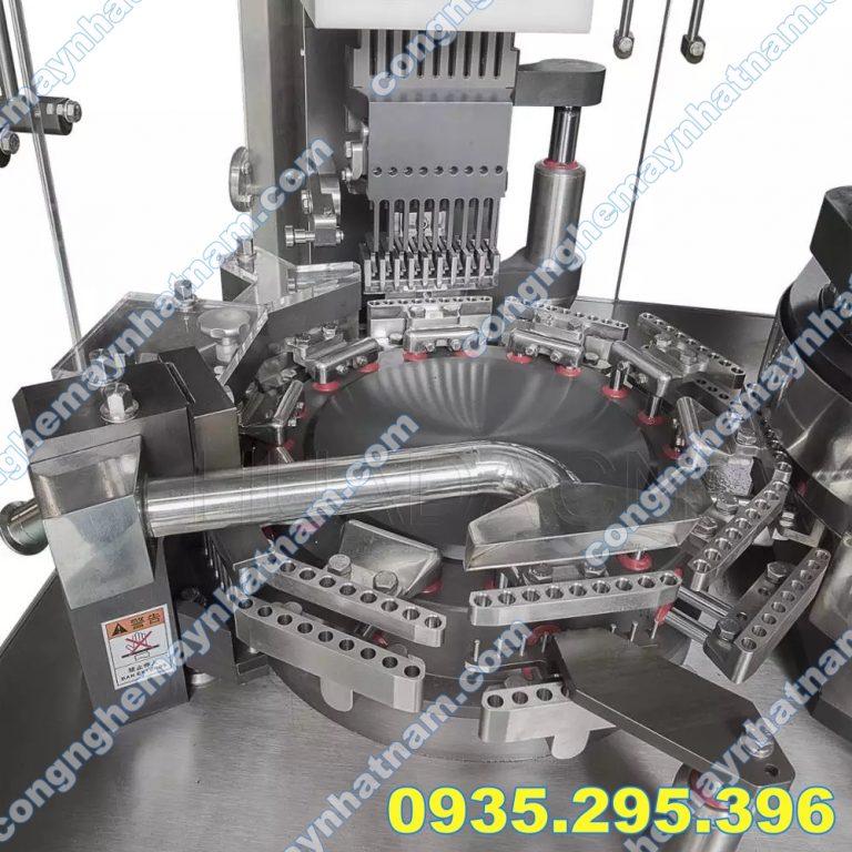 Máy đóng nang tự động NPJ-1200 1