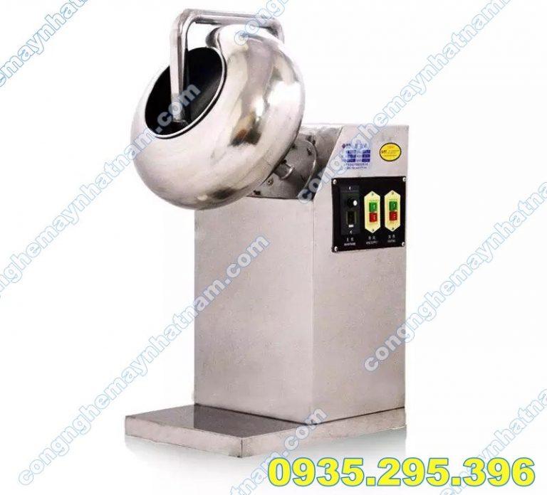 Máy bao viên thuốc đông y BY-300