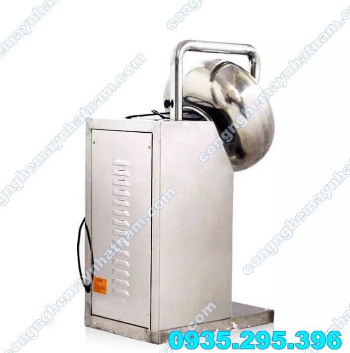 Máy bao viên thuốc đông y BY-300 1
