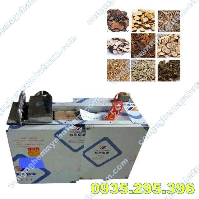 Máy thái thuốc bắc RY-660 1