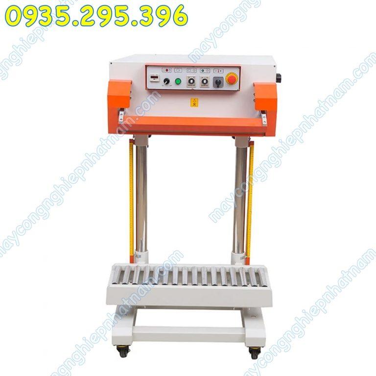 Máy hàn miệng bao bán tự động QLF-700 1