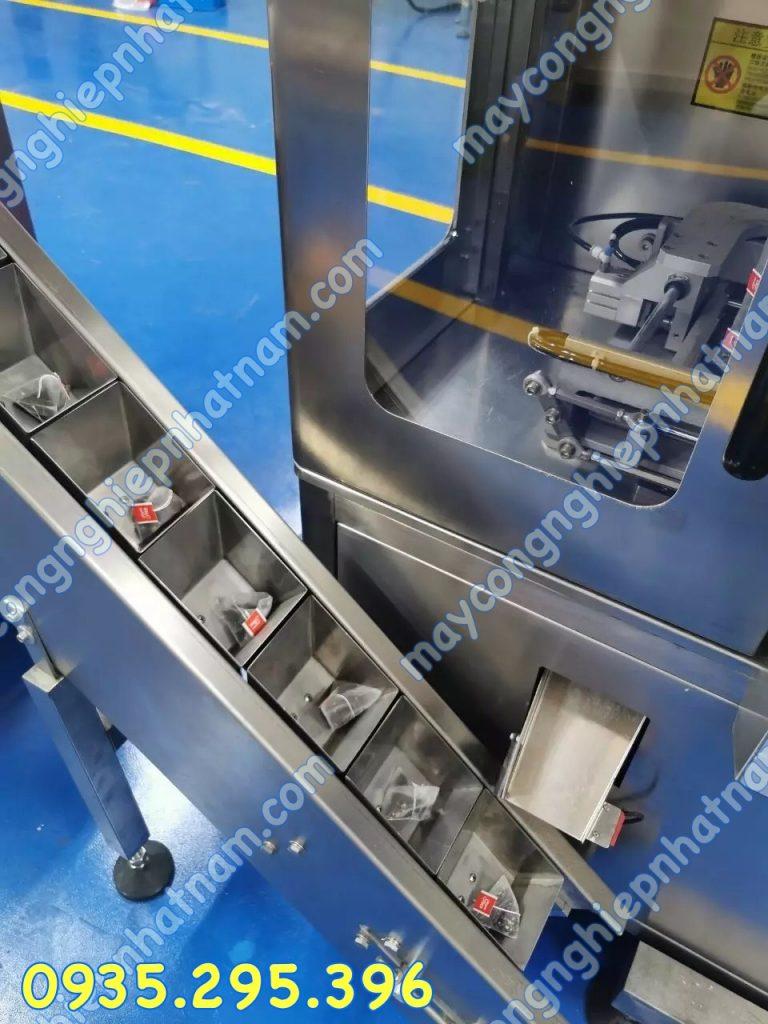 Máy đóng gói túi lọc 2 lớp hàn siêu âm 1